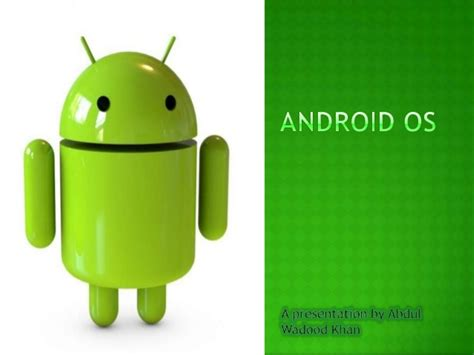 android firmware android os