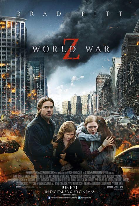 film streaming world war z watch brad pitt in two clips from world war z blackfilm