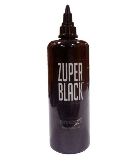 tattoo ink zuper black mumbai tattoo tattoo zuper black ink 12oz buy mumbai