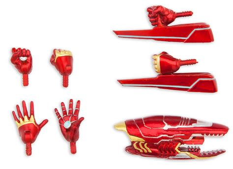 exclusive marvel select infinity war iron man mark