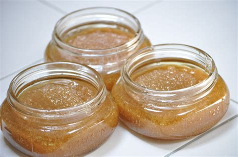 Handmade Sugar Scrub - sugar scrub recipes how to birdie secrets