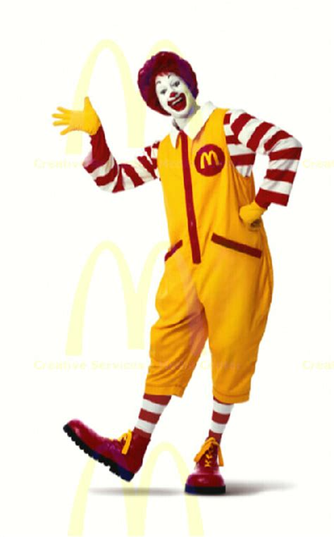 I Think Ronald Mcdonald Should Retire by Should Ronald Mcdonald Retire