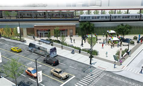 home design plaza ta cta station and plaza updates community relations loyola