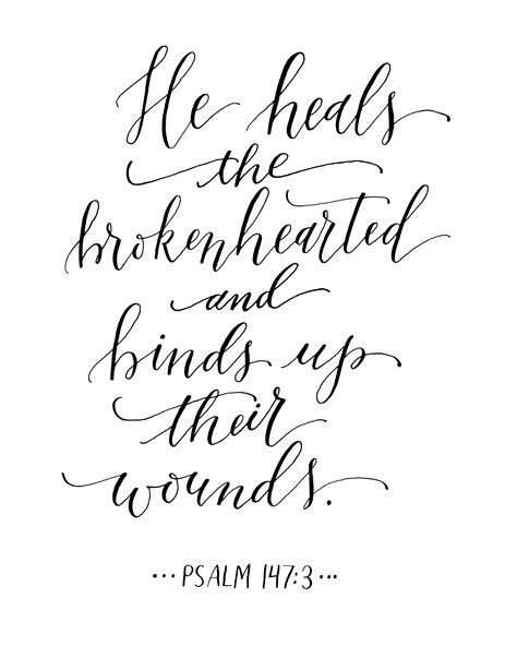 he heals the brokenhearted living and loving after rejection books the walking wounded minding my nest