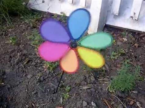 garden pinwheel colorful energies  work youtube
