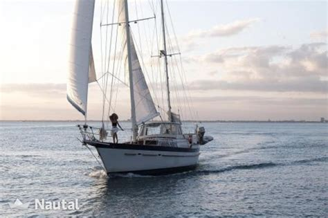 52 ft boat sailing boat rent irwin 52 ft irwin in key west florida
