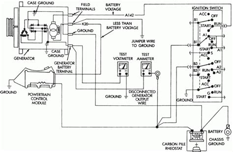 4 wire denso alternator wiring diagram new wiring