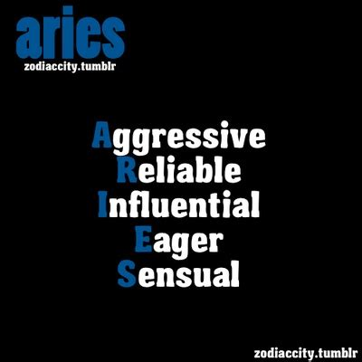 definition of aries proud aries pinterest