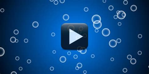 bubbles animation video background free download all