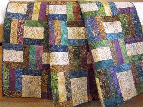 Batik Patchwork - 1000 ideas about batik quilts on stained