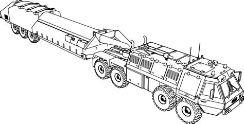 coloring pages of army trucks v 233 hicule military truck coloring page wecoloringpage