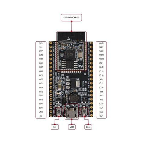 Esp32 Esp 32 Esp 32 Breakout espressif esp32 devkitc evalution board iot with wi fi