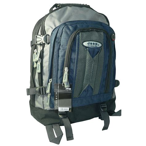 Jeep Backpack Jeep 17 16 15 Quot Inch Laptop Travel Backpack Rucksack Cabin