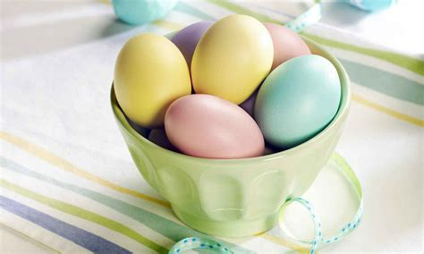 pretty easter eggs 28 cute pastel easter decorations godfather style