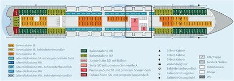aidabella kabinenplan deck 4 aidaluna kreuzfahrt 2017 bis zu 39 alle angebote