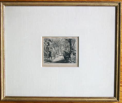 etch swing john sloan swinging in the square etching