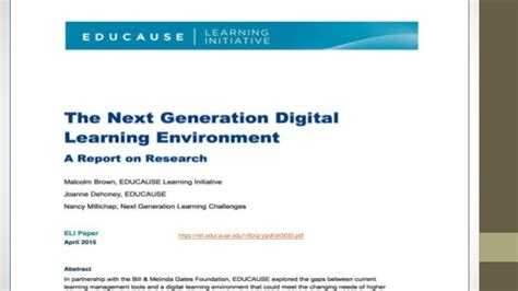 edmodo lti building the next generation teaching and learning environment