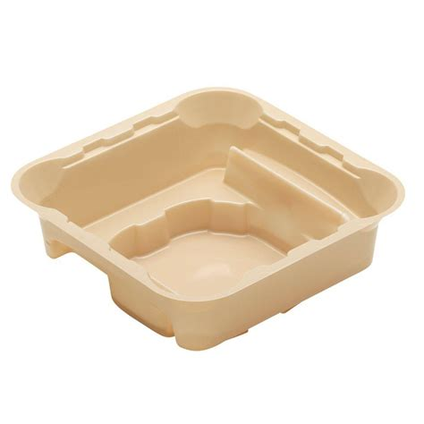 Plastic Home Depot by 9 In Plastic Tray Liner Hd Rm 911 The Home Depot