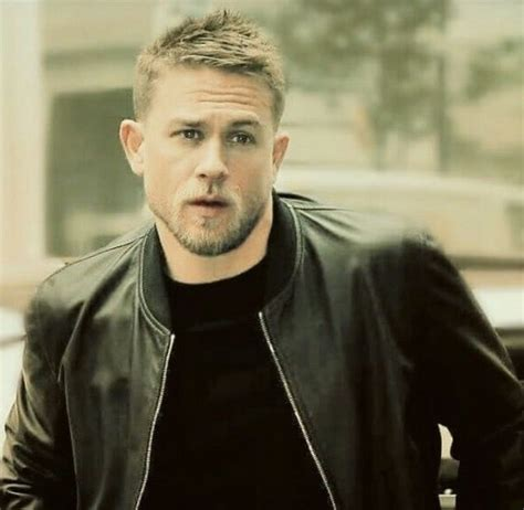 jax teller hairstyle hermoso guapos pinterest charlie hunnam anarchy and
