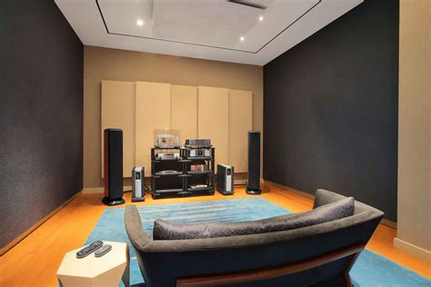 Listening Room by Harman Flagship Store Listening Room Wsdg