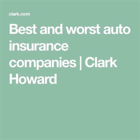 Best Worst Car Insurance Companies by 148 Best Car Care Images On Autos Cars And