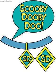 printable scooby doo photo booth props props from scooby doo inspired printable photo booth prop