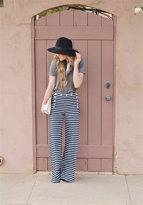 Practice Makes Clutch At Anthropologie by Striped Sailor Weekend Casual