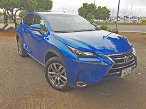 Lexus Rsf 2016 Lexus Nx 300h Test Drive Review The Fast Car