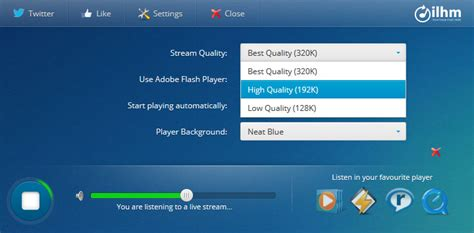 html5 player template html5 radio station player by jackysi codecanyon