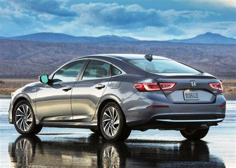 2020 Honda Insight by 2020 Honda Insight New York Motor Show New Suv Price