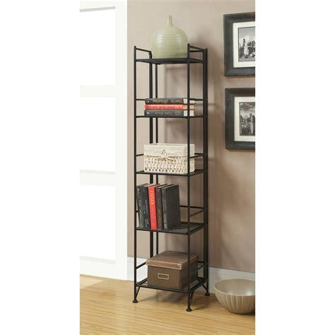 altra ladder bookcase altra metal ladder bookcase set of 2 black walmart
