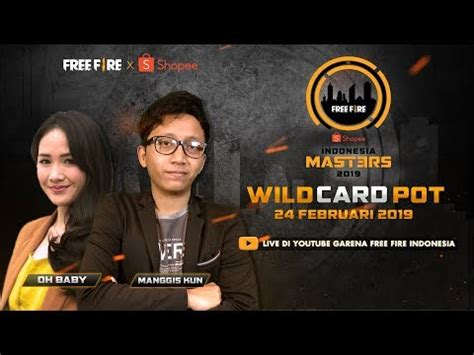 fire shopee indonesia masters wildcard