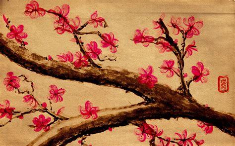 wallpaper flower japan cherry blossom desktop wallpapers wallpaper cave