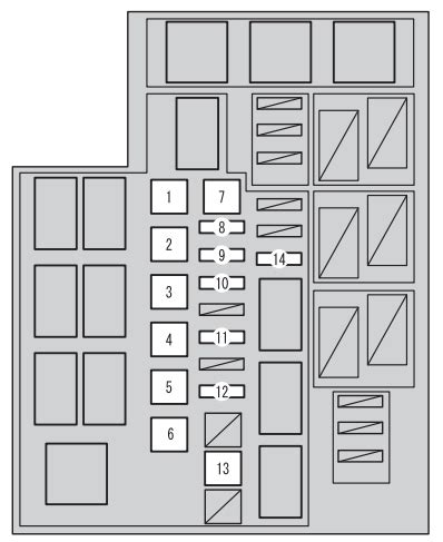 2014 rav4 fuse box diagram 26 wiring diagram images