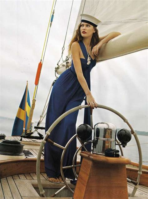 Working The Nautical Trend by Nautical Style