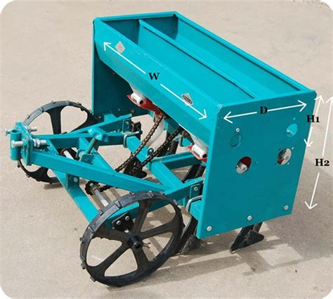 seed planter seed planter for tractor vegetable