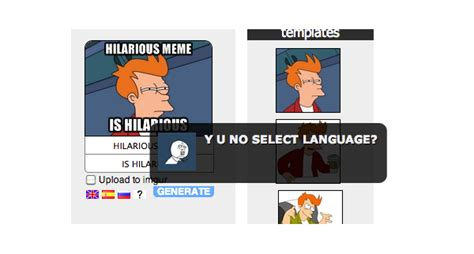 Russian Language Meme - flags are not languages a blog about designing global