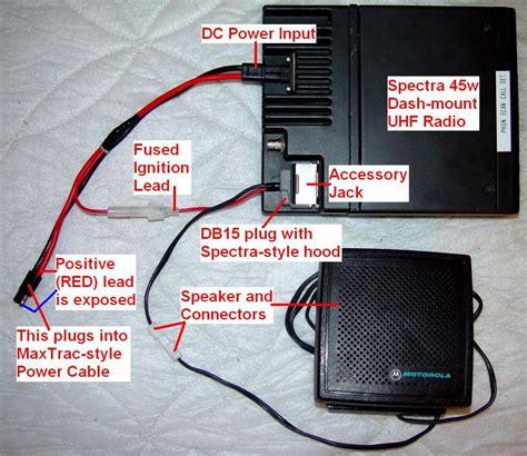 Motorola Radio Wiring Wiring Diagram