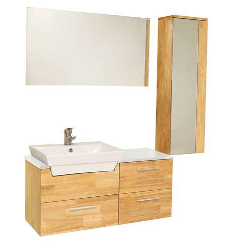 best wood for bathroom vanity fresca caro 36 in vanity in natural wood with cultured