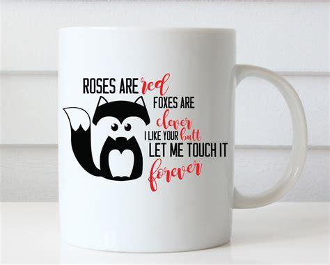 cute coffee mugs fox coffee mug fox mug funny coffee mug cute coffee mugs