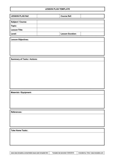 39 Best Unit Plan Templates [Word, PDF] - Template Lab