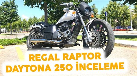 regal raptor daytona  inceleme motosiklettv