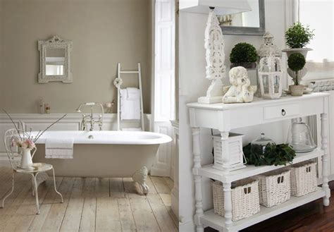 Chic Bathroom Accessories Shabby Chic Bathroom Decor Peenmedia
