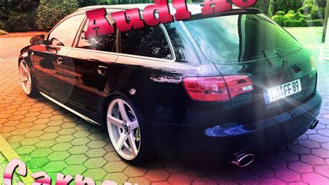 Fehlermeldung Audi A6 by Audi A6 4f Drive Porn Carporn Test Drive Hd Youtube