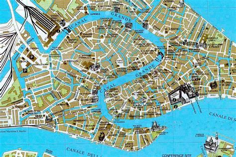 venice italy map mapo venice pictures to pin on pinsdaddy