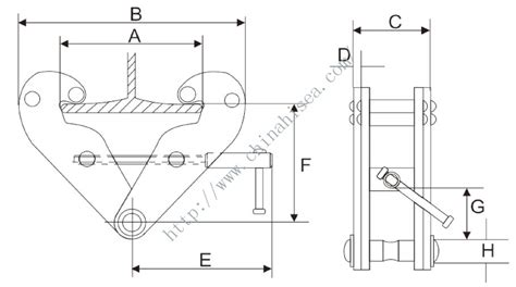 Drawing H Beam by Beam Cl Beam Cl Manufacturer Hi Sea