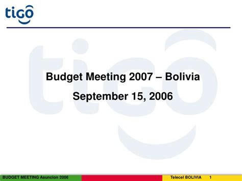templates for budget presentation budget 2007 presentation template v10 ppt