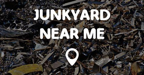 for junk cars near me junkyard near me points near me