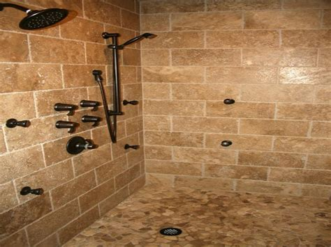 Kitchen Backsplash Panels by Best Stone For Showers Walk In Tile Shower Designs