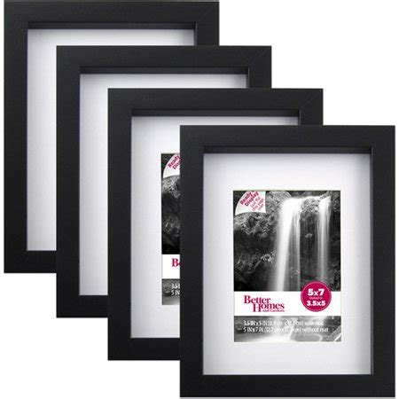 4 X 9 Picture Frame by Better Homes Gardens Gallery 5 Quot X 7 Quot Picture Frame